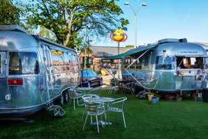 Alex Does Coffee and Bristol Eats Street Food