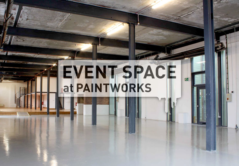 No image availablePaintworks Event Space