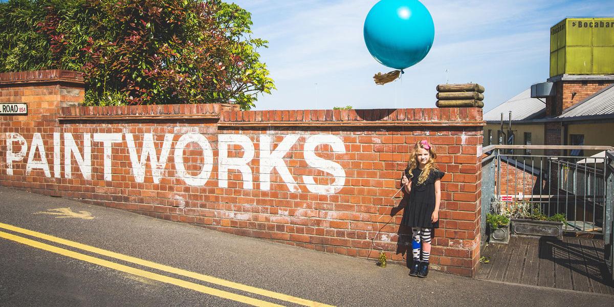 Paintworks, Bristol BS4 3EH - Bristol's Creative Quarter