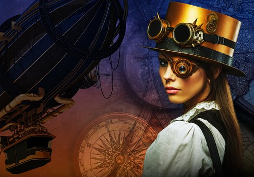 Christmas Parties at Paintworks - Steampunk Spectacular!