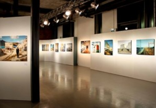 Avonmouth to the Amazon, An exhibition of contemporary photography by Barry Cawston