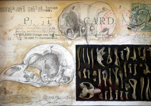 EXHIBITION AT THE DRAWING SCHOOL (UNIT 5.3)