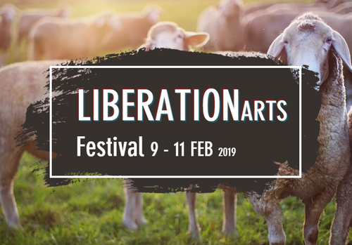 LiberationArts is hosting an animal rights arts & culture festival!