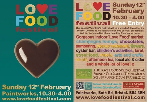 Love Food Festival Valentine's Day Special